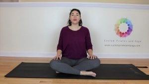 how to practice pilates breathing