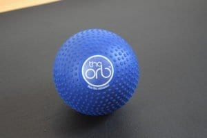 The Orb, massage ball