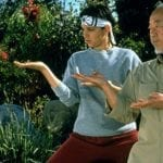 The Karate Kid, Ralph Machio, Pat Morita