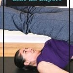 pin to a post about how to do pilates roll over like an expert