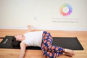 exercises for fractured vertebrae spinal rotation