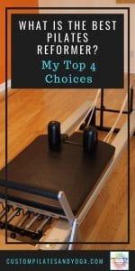 pin to a post about the best pilates reformers