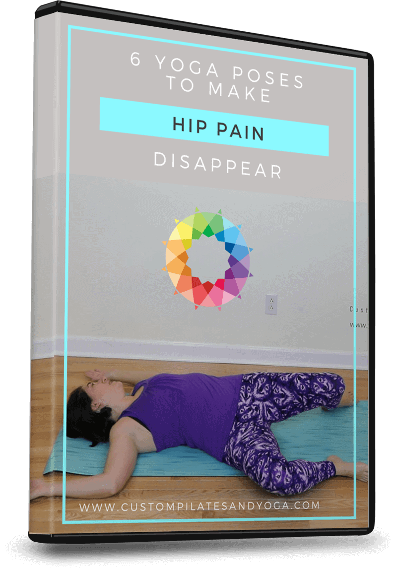 6 Yoga Poses to Make Hip Pain Disappear