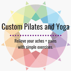 Custom Pilates and Yoga