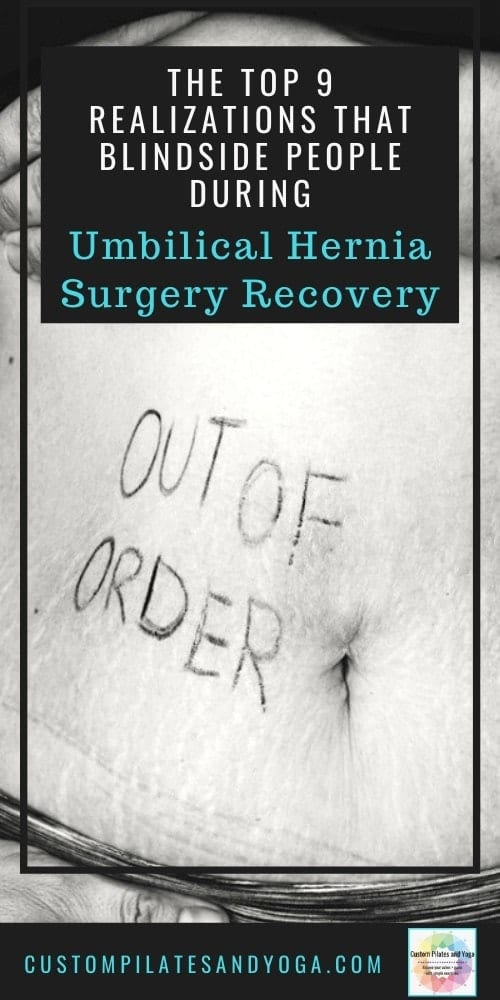 pin to a post about umbilical hernia surgery recovery