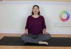 how to practice pilates breathing